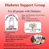 Diabetes Support Group