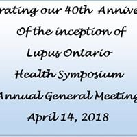 Health Symposium and Annual General Meeting