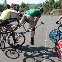 Primeiro Bike Polo do Ano CWB