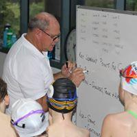 Swim Clinic Geelong in July 2017