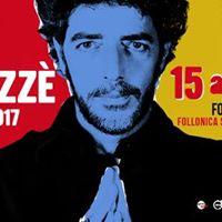Max Gazz Tour 2017 - Follonica Summer Festival (Gr) 15 agosto