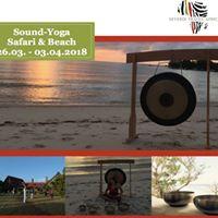 Sound-Yoga-Safari &amp Beach