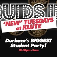 QUIDS In - Every Tuesday