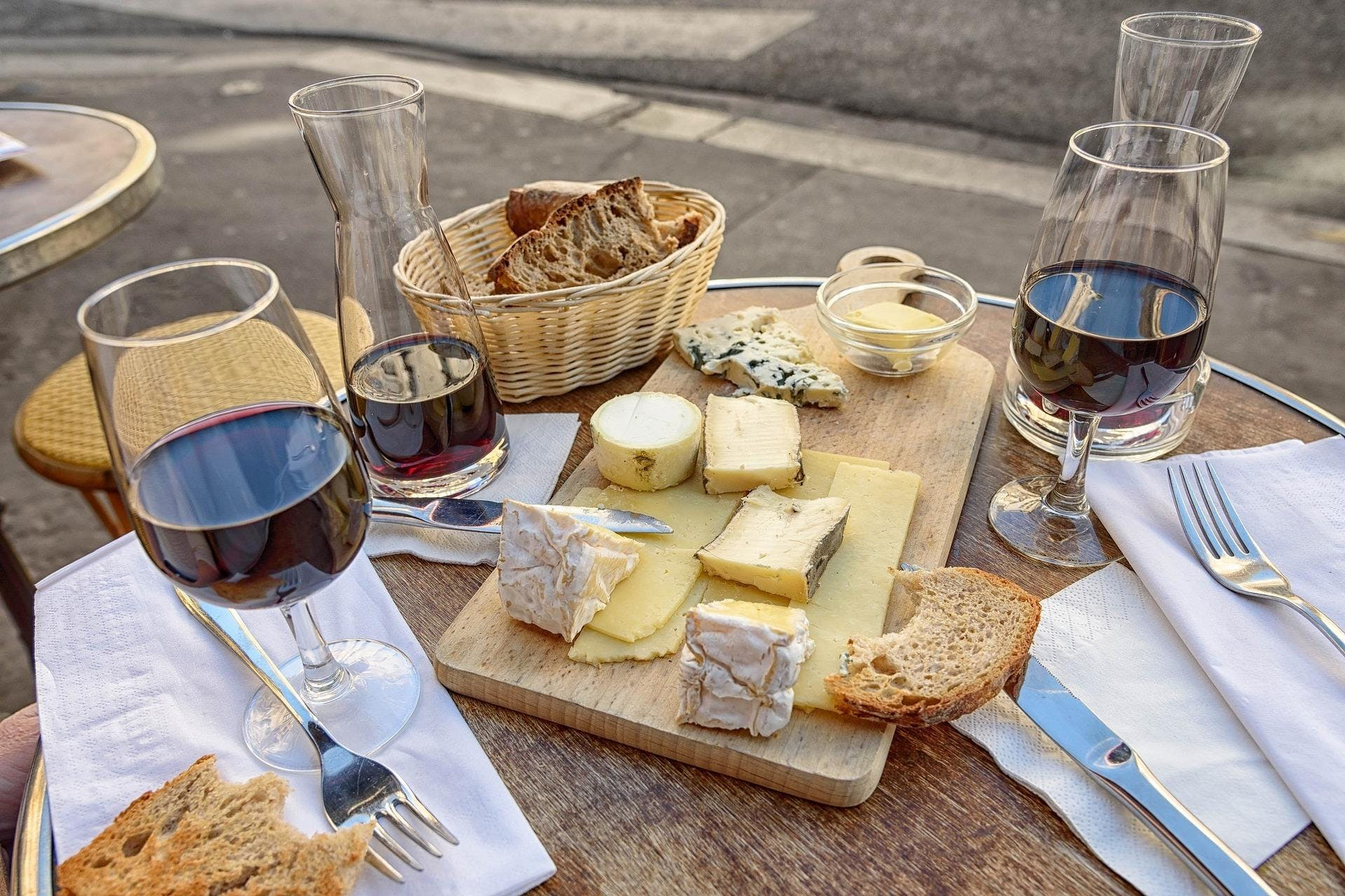 Baltimore Join us for our Taste of France Food and Wine Tour 2019
