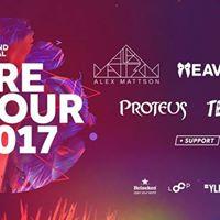 Weekend Festival Pre Tour - Pori