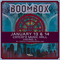 BoomBox [at] Concord 0113 (Late Show)