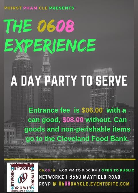 The 0608 Experience