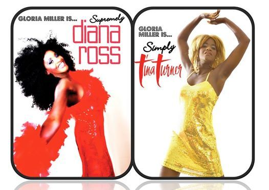 New Years Eve Celebration - Diana Ross vs Tina Turner