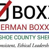 Campaign Fundraiser - Sherman Boxx for Sheriff