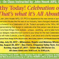 Hands On Workshop wJohn Hosek