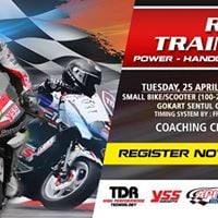 Racing Training 2017