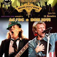 Bon Jovens  BON JOVI  ACDC  UK Music Hall