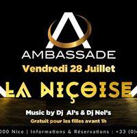la Nioise100% Urban Music by Alino Bmgk