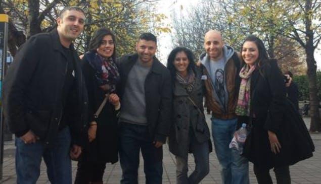 Single muslim london