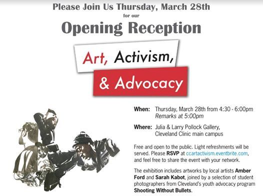 Art Activism & Advocacy Group Exhibition featuring S wo B