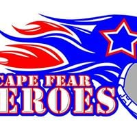Cape Fear Heroes vs. Greenville Dragons