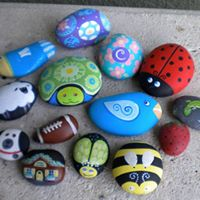 Please Register New Session Added- Paint Hunt Hide-Rock Art