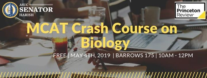 MCAT Crash Course on Biology