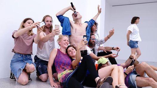 Selfie Concert - Ivo Dimchev  Performatik19