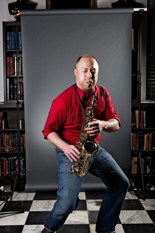 Hello Saxophone