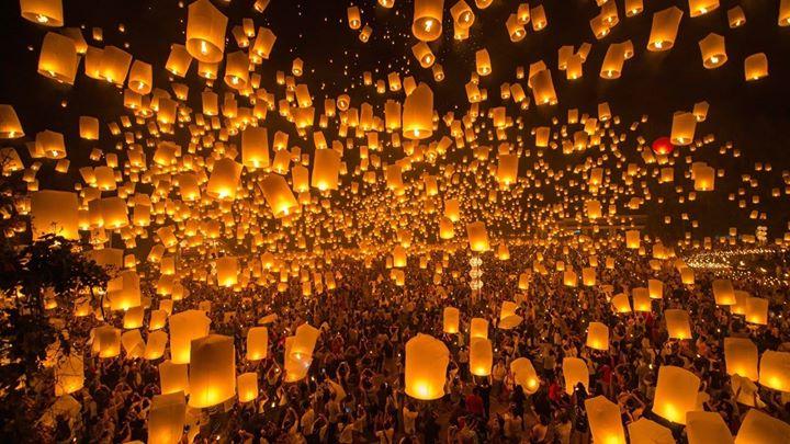 Bombay Lantern Festival