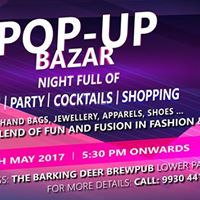 Pop Up Bazar - The Summer Collection