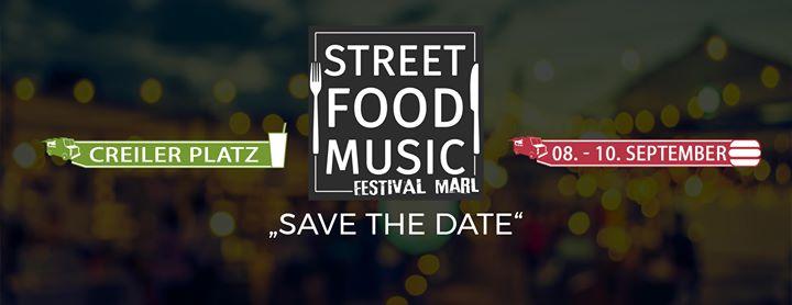 1. Street Food & Music Festival Marl