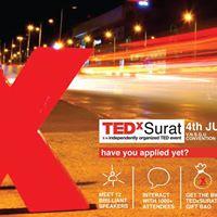 TEDxSurat 2017