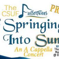 FullerTones Spring Concert 2017