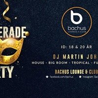 Masquerade PARTY  DJ Martin John