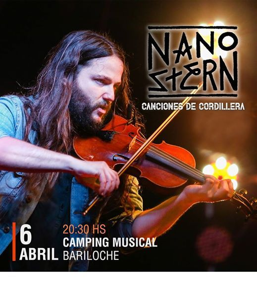 Nano Stern presenta Canciones de Cordillera