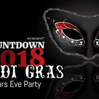 NYE Party and Countdown to 2018