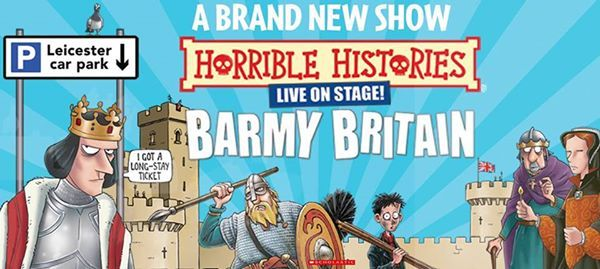 Horrible Histories  A Brand New Barmy Britain