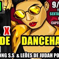 Jamaican Dance x Rajada de Dancehall 906 PointCapelinha