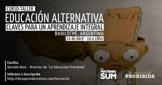 Curso en Bariloche Claves para un aprendizaje integral