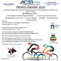 Trofeo Ondina 2018