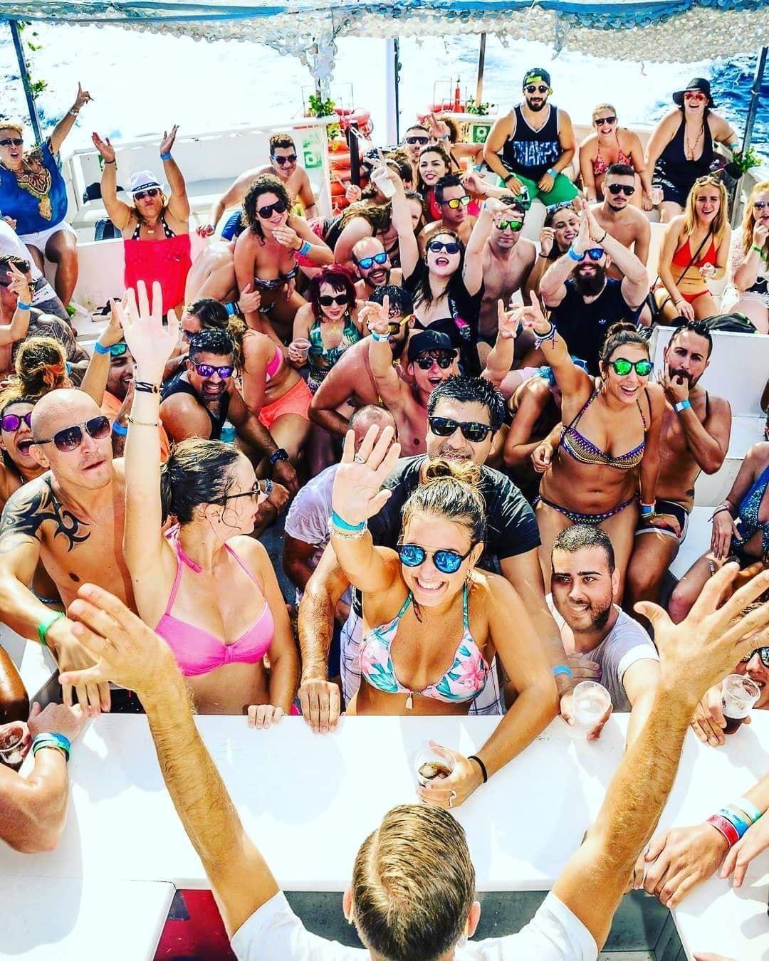 Boat Party Miami