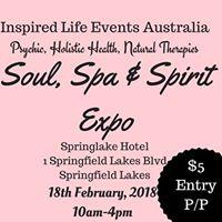 Soul Spa &amp Spirit Expo