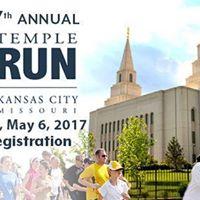 7th Annual Kansas City Temple Run