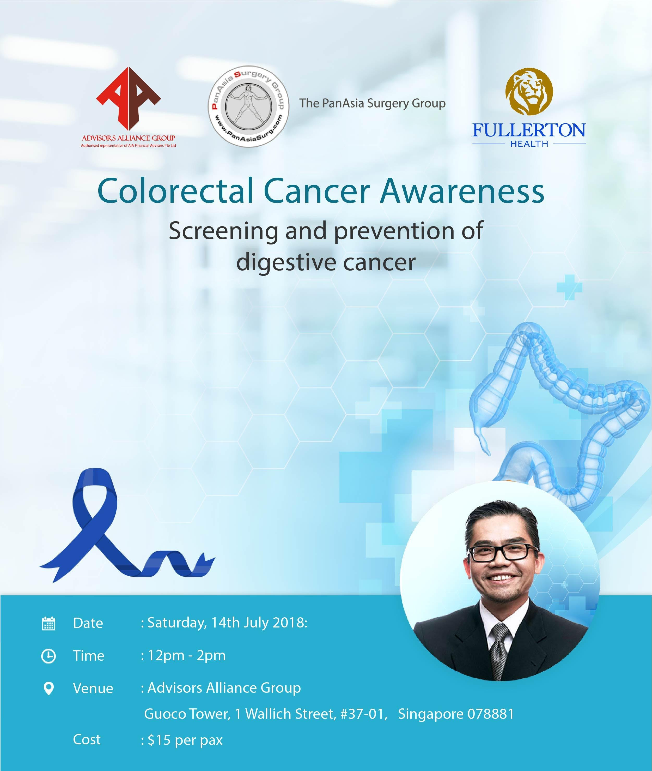 Colorectal Cancer Awareness Talk