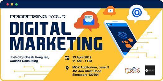 Prioritising Your Digital Marketing