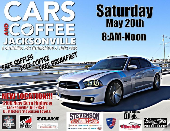 Cars And Coffee Sponsored By Stevenson Automotive Group