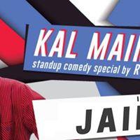 Kal Mai UdegaStandup Comedy Special by Rahul SubramanianJaipur