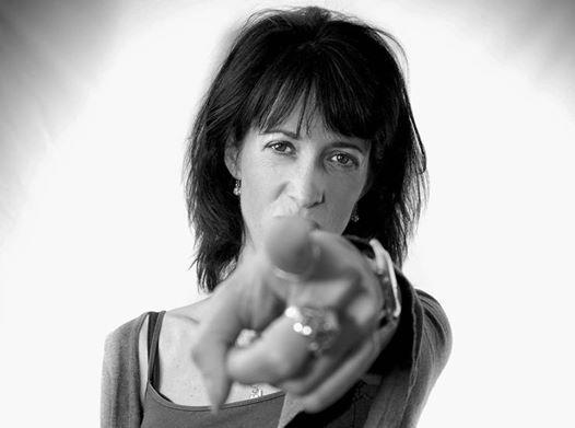 Underground with Sally Anne Hayward