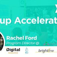 Meetup  Rachel Ford from TechStars