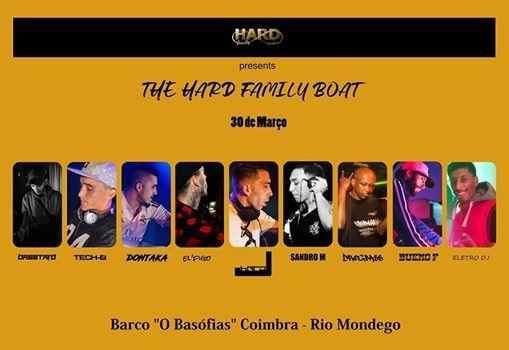 HARD Family Prod. The Hard Family Boat