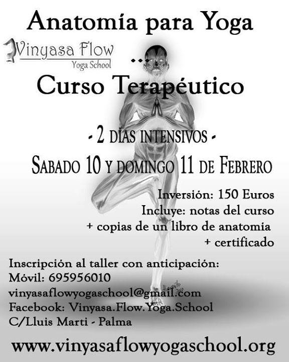 Curso terapéutico de Anatomía para Yoga y otras disciplinas at ...