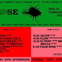 Loose &amp Berlin Community Radio at Darsena Pop Up