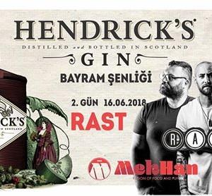 Hendricks Bayram enlii  2. Gn RAST