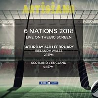 6 Nations On The Big Screen